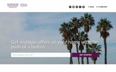 Berkshire Hathaway HomeServices California Properties Launches New iBuyer Service to Help Southern California Homeowners